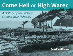 Proof Front Cover Come Hell or High Water