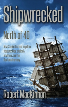 OFFICIAL front cover SHIPWRECKED